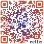 QR Code Netfix